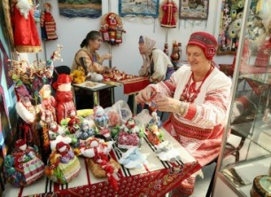 Семинар-практикум в Самаре расскажет об игровых куклах Поволжья