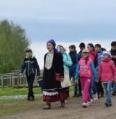 «Экологическая тропа» в «Лудорвае»