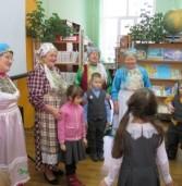 «Бабушкин сундучок – кладезь традиций»