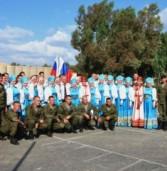 Мордовская «Умарина» выступила в Сирии
