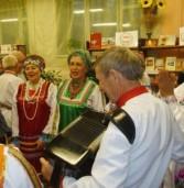 Видеомост «День финно-угорских народов: два региона – один мир» соединил Самарскую и Тверскую области
