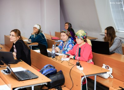 В Сургутском государственном университете начали изучать хантыйский язык