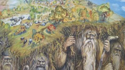 Поэзия финно-угорского мира России