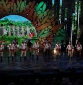 Фестиваль «Вместе мы — Россия» собрал на одной сцене артистов из 20 регионов нашей страны