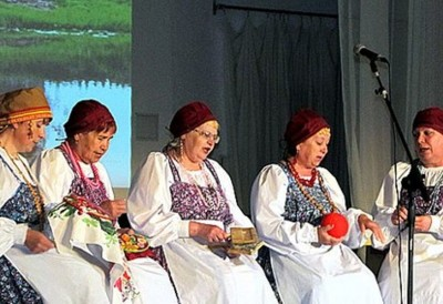 Юбилейный вечер Центра национальных культур и народного творчества