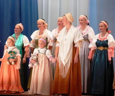 Поморский народный хор празднует 80-летний юбилей