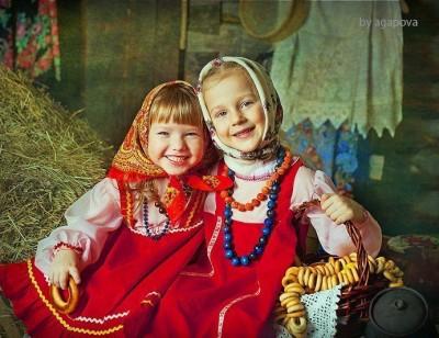 Детский фестиваль «Круглый год» познакомит с русскими традициями в Удмуртии