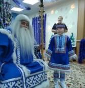 Ямальский Дед Мороз Ямал-Ири приглашает в гости