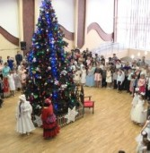 В Саранске состоялась Этническая новогодняя елка под патронатом Главы Мордовии