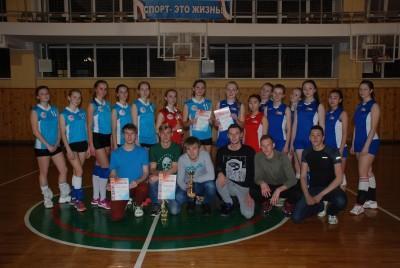 В Саранске состоялся межнациональный волейбол