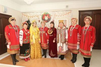 В Саранске прошел форум национально-культурных объединений