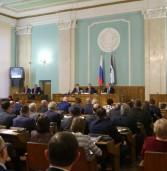 На сессии Госсобрания Мордовии принят бюджет на 2018 год и на плановый период до 2020 года
