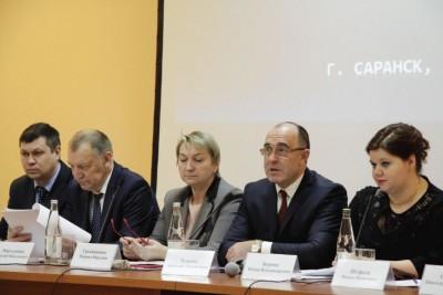 В Мордовии обсудили вопросы национальной безопасности