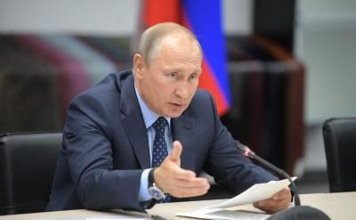 Владимир Путин: «Я буду выдвигать свою кандидатуру на должность президента Российской Федерации»