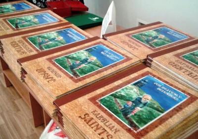 Книгу о карельских святых издали на шести языках