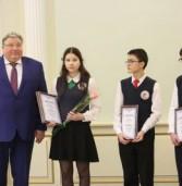 В Мордовии учреждены премии Главы республики для победителей мировых и всероссийских олимпиад школьников