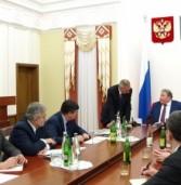 Глава Мордовии провел рабочую встречу с венгерскими инвесторами