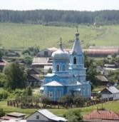 Мордовское село Кивать