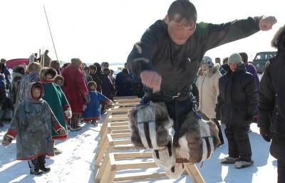 Молодежь Таймыра обучат традиционным промыслам жителей тундры