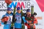 Лыжница из Мордовии завоевала золото первенства мира