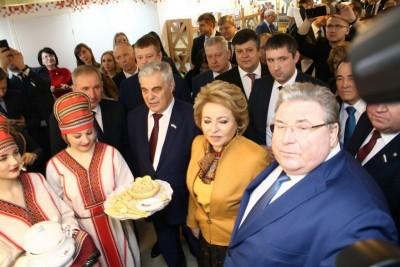 Дни Республики Мордовия проходят в Совете Федерации