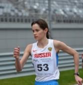 Елена Лашманова из Мордовии выиграла зимний чемпионат России по спортивной ходьбе