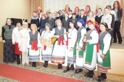 «Этношкола» побывала в г. Никольск