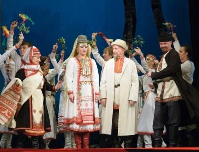 Выставку в Йошкар-Оле посвятят 55-летию первой марийской оперы