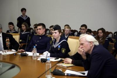 В Московском доме национальностей состоялся круглый стол «Молодежь против экстремизма»
