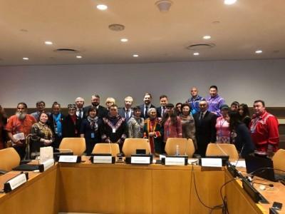 В штаб-квартире ООН обсудили опыт России по поддержке коренных малочисленных народов