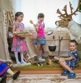 В детском саду Когалыма создали этнографический музей
