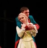 В Саранске герои Пушкина заговорили на мокшанском языке