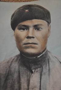 Ефрейтор Молданов Михаил Ефимович