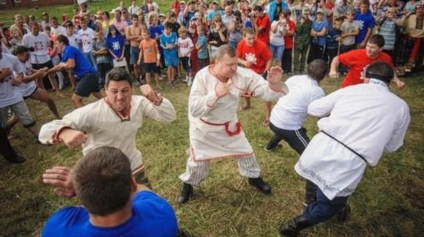 Мордва устроит грандиозное кулачное побоище в Пензенской области