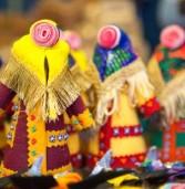 Фестиваль традиционных ремесел в Ханты-Мансийске