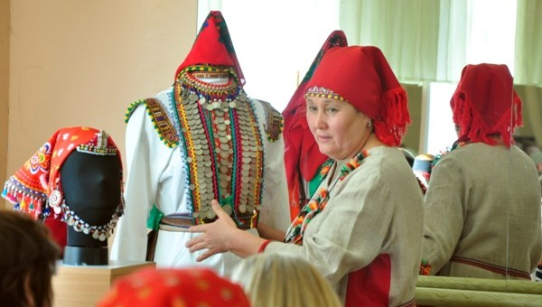 Мастерица из Марий Эл стала финалисткой Всероссийского фестиваля декоративно-прикладного искусства