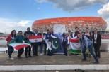 Иностранные блогеры познакомились с достопримечательностями Мордовии
