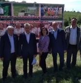 Фестиваль мордовской песни «Эрзя, мокша мора» отгремел в селе Старое Демкино Пензенской области
