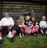 Школьники Псковской области изучают язык сето в лингвистическом лагере