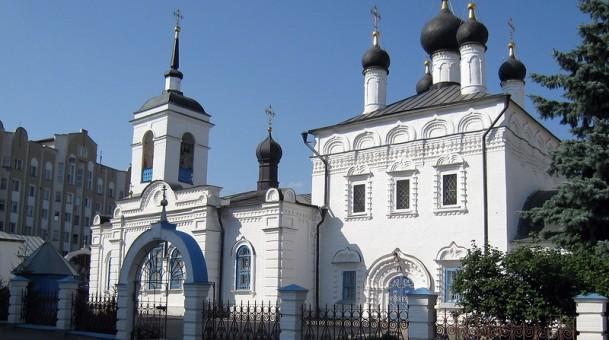 В Саранске вышло в свет издание, посвященное старейшему храму Мордовии