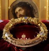 В Саранск прибудет величайшая христианская святыня – шип из тернового венца Страстей Господних