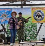 На берегу Вычегды Республики Коми звучали песни на коми, русском и марийском языках