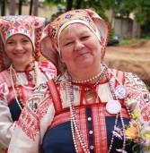 Ижоры Ленинградской области собрали на праздник всю финно-угорскую семью