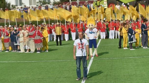 В селе Киясово прошли XXVII  удмуртские Республиканские  летние сельские спортивные игры