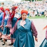 Ежегодный удмуртский опен-эйр «Эктоника» прошел 14 июля в селе Шаркан в усадьбе Тол Бабая