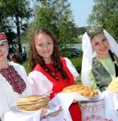 Марийская молодежь собралась на всероссийский слет в Марий Эл