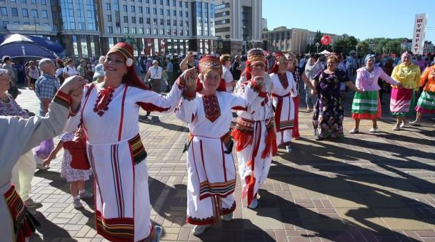 Республика Мордовия присоединится к «Хороводу Мира»