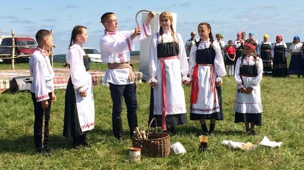 На «Зажинках» в Коми-Пермяцком округе хватило хлеба и зрелищ