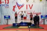 Ирина Шмелёва из Мордовии выиграла «серебро» IV Спартакиады молодёжи России — 2018