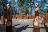 В Мордовском заповеднике оборудована вторая часть маршрута «Тропою предков»